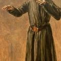 """61.  Корин Павел  """"Слепой""""  1931  Холст, масло  Дом-музей П.Д.Корина - филиал Государственной Третьяковской галереи"""