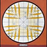 """Александр Панкин """"Геометрия Солнца"""" 2007. Предоставлено: East Meets West Gallery."""