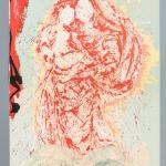 """Сальвадор Дали """"Гала, моя Сикстинская мадонна. Иллюстрация к роману """"Дон Кихот"""" 1957 Государственный Эрмитаж. Предоставлено: Государственный Эрмитаж."""