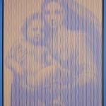 """Егор Остров """"Сикстинская мадонна"""" 2020 Собственность художника. Предоставлено: Государственный Эрмитаж."""