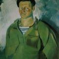 """21. Лизак Израиль """"Молодой рыбак""""  1935"""