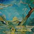 """25. Лизак Израиль """"После бури. Старая Бухара""""  1938"""