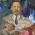Филипп Малявин «Автопортрет» 1927