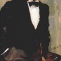 Филипп Малявин «Портрет художника Игоря Эммануиловича Грабаря» 1895 Государственный Русский музей