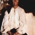 Филипп Малявин «Старуха. Портрет Дарьи Ивановны Татаринцевой» 1898 Государственная Третьяковская галерея.