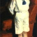 Филипп Малявин «Портрет мальчика» 1890-е Государственная Третьяковская галерея