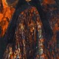 Филипп Малявин «Девка» 1903 Государственная Третьяковская галерея.