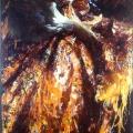 Филипп Малявин «Девка» 1903 Национальная картинная галерея Армении, Ереван.