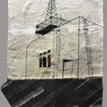 """Мария Арендт """"Верхняя Масловка, 9"""" 2017. Предоставлено: Московский музей современного искусства."""