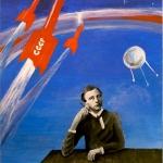 """Юрий Абрамов """"Мыслитель и пророк"""". Предоставлено: Астраханская картинная галерея имени П.М. Догадина."""