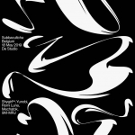 """Винсент Вринц (Бельгия) """"Ночь искусств"""" 2019. Московская международная биеннале графического дизайна """"Золотая пчела"""". Предоставлено: Государственная Третьяковская галерея."""