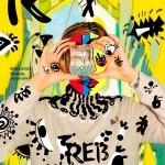 """Чен Хун Ванг (Китай) """"Сквозь призму"""" 2020. Московская международная биеннале графического дизайна """"Золотая пчела"""". Предоставлено: Государственная Третьяковская галерея."""