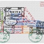 """Денг Рю (Китай) """"Машина"""" 2020. Московская международная биеннале графического дизайна """"Золотая пчела"""". Предоставлено: Государственная Третьяковская галерея."""