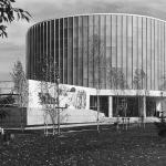 "Наум Грановский ""Музей-панорама ""Бородинская битва"" 1960-е. 1960-е. Предоставлено: © Галерея Люмьер."