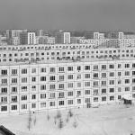 """Наум Грановский """"Химки-Ховрино"""" 1960-е. 1960-е. Предоставлено: © Галерея Люмьер."""