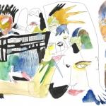 "Наташа Гончарова ""Тело и рука"" 2020. Предоставлено: SAMPLE ART."