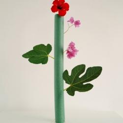 """Никита Лукьянов """"Flowers"""". Фотография: Анисия Кузьмина. Предоставлено: Галерея SAMPLE."""