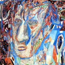 """Павел Филонов """"Животные"""" 1920. Государственный Русский музей. Предоставлено: Новосибирский художественный музей."""
