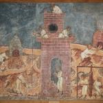 Строительство Вавилонской башни. Предоставлено: Государственный музей архитектуры имени А.В. Щусева.