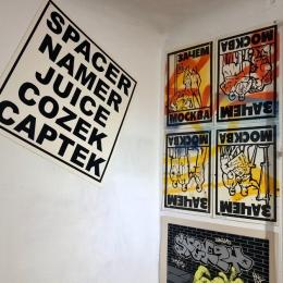 Print Room тиражной графики в студии творческого объединения АРТМОССФЕРА. Предоставлено:  АРТМОССФЕРА.