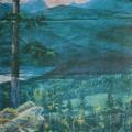"""2. Русаков Николай """"Отсюда виден весь Урал"""" 1934 Холст, масло 133х98 Собрание семьи художника"""
