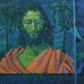 "46. Русаков Николай ""Будда. Христос. Магомет"" 1920-е Холст, масло 68,5х156,5 Собрание семьи художника"