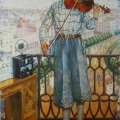 """65. Русаков Николай """"Советская симфония"""" 1935 Холст, масло 180х115 Челябинская картинная галерея"""