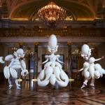 """Саша Фролова """"Baroque"""" 2015. Фотография: Ирина Воителева, 2018. Предоставлено: Московский музей современного искусства."""