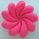 """Саша Фролова """"Twirl. Pink edition"""" 2016. Предоставлено: Московский музей современного искусства."""