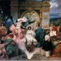 """25. Семирадский Генрих """"Ведунья"""" 1882 Частное собрание"""