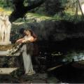 """37. Семирадский Генрих """"По примеру богов"""" 1879 Львовская картинная галерея"""