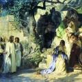 6.  Семирадский Генрих «Грешница»  1873  Государственный Русский музей