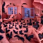 """Сэнди Скогланд """"Райское собрание"""" © 1991 Sandy Skoglund / Courtesy: Paci contemporary gallery (Brescia – Porto Cervo, IT). Предоставлено: Мультимедиа Арт Музей, Москва."""