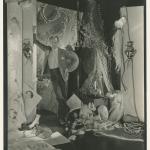 """Сесил Битон """"Автопортрет"""" 1930-е годы © Condé Nast. Предоставлено: Государственный Эрмитаж."""
