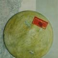 "46. Штеренберг Давид ""Натюрморт с конфетами"" 1919 Холст, масло 71х53 Из собрания семьи художника"