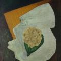 """67. Штеренберг Давид """"Натюрморт с цветной капустой"""" 1920-е Картон, масло 49х39 Из собрания семьи художника"""
