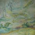"98. Штеренберг Давид ""Лето"" 1934-1935 Холст, масло 34х44 Из собрания семьи художника"