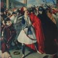 """4. Скотти Михаил """"На карнавале в Венеции"""" 1839 Холст, масло 71,5х55,3 Государственная Третьяковская галерея"""