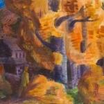 """Светлана Атаханова """"Осень в Нерехте"""" 2012. Предоставлено автором."""