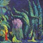 """Светлана Атаханова """"Влюбленное дерево"""" 2019. Предоставлено автором."""