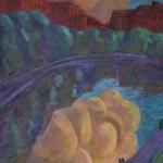 "Светлана Атаханова ""Отражение"" 2013. Предоставлено автором."
