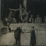 И.С. Ефимов и Н.Я. Симонович-Ефимова с куклами. Предоставлено ГЦТМ имени А.А. Бахрушина.