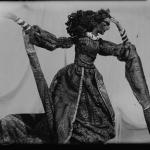 Кукла Макбет. Начало 1930-х. Предоставлено ГЦТМ имени А.А. Бахрушина.