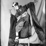 Кукла Японец. Конец 1920-х. Предоставлено ГЦТМ имени А.А. Бахрушина.