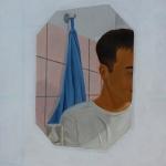 """Шамиль Шааев """"Зеркало в ванной #2"""". Предоставлено: Арт-сообщество YRA!"""