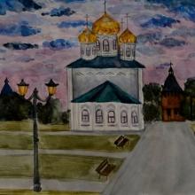 Дарья Штейнбрехер, 12 лет. Предоставлено: Всероссийский музей декоративного искусства.
