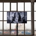 """Фернандо """"Близко, но далеко"""" 2020. Документация стрит-арт проекта. Предоставлено: Фестиваль RAUM SPACE."""