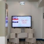 """Фрагмент выставки """"360"""" в галерее ArtSpace. Предоставлено: Фестиваль RAUM SPACE."""