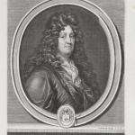 "Edelinck G., Santerre J.-B. ""Портрет Жан-Батиста Расина (1639-1699)"" 1700. Предоставлено: Государственный музей А.С. Пушкина."