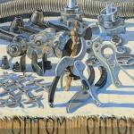 """Виктория Удалова """"Инструменты"""" 2020. Предоставлено: Alpert Gallery."""
